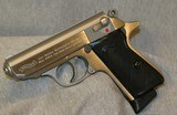 WALTHER PPK/S NEW