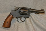 S&W VICTORY .38 SPECIAL