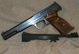 S&W M41 2 BBL SET.22LR - 5 of 6