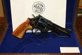 S&W 27-3 50TH ANNIVERSARY REGESTED MAGNUM - 1 of 9