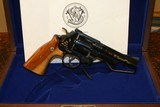 S&W 27-3 50TH ANNIVERSARY REGESTED MAGNUM - 5 of 9
