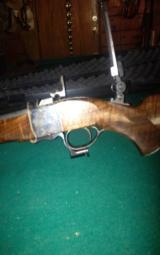 Frank Wesson #1 long range Rifle - 5 of 10