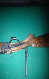 Frank Wesson #1 long range Rifle - 2 of 10