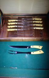 Melvin Dunn master knife maker - 5 of 8