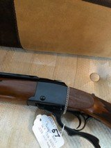 Ruger #1 338 Winchester