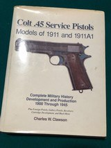 All three of Charles W. Clawsons books