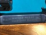 mauser 77 - 10 of 15