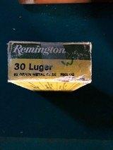 30 LugerAmmo - 1 of 1