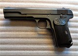 FN Browning Model 1903 - Rare unconverted - still 9mm Browning Long w/period ammo