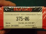 Brand new in box Hornady Custome Grade new Dimension die - 2 of 2