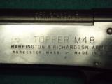 Harrington and Richardson Topper M48 single shot410 ga - 5 of 6