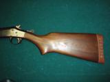 Harrington and Richardson Topper M48 single shot410 ga - 2 of 6
