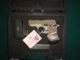 Sig Sauer P238 Desert Tan .380 pistol - 1 of 7