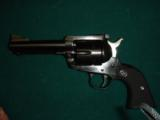 New Model Ruger Black Hawk 357 mag. - 2 of 3