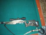 VolquartsenCustome 10/22 22lr Target Rifle - 1 of 9