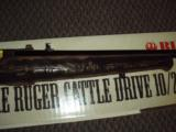 Ruger 10/22 22LR Cattle Drive Talo Edition Special NEW in BOX- 4 of 5