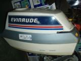 1970's Evinrude 2hp Short Shaft outboard motor - 2 of 5