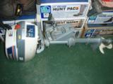 1970's Evinrude 2hp Short Shaft outboard motor - 1 of 5