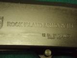Rock Island Arms M5 tactical 12ga 3 - 6 of 7
