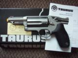 NIB Taurus Judge Stainless Steel Finish 45lc-410 revolver - 1 of 4