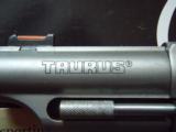 NIB Taurus Judge Stainless Steel Finish 45lc-410 revolver - 3 of 4