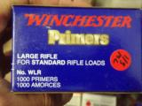 Huge Lott of Winchester Primers - 5 of 6