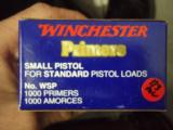 Huge Lott of Winchester Primers - 2 of 6