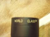 World Class 3x9x40 rifle scope - 3 of 4