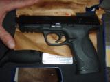 Smith&Wesson M&P 45, 45 cal pistol - 1 of 3