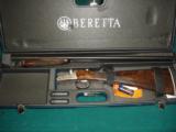 Beretta 471 Old Silver Hawk 20ga 3