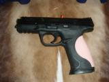 Smith and Wesson M&P 9 9MM Semi-Auto BREAST CANCER AWARENESS EDITION - 2 of 2