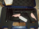 Smith and Wesson M&P 9 9MM Semi-Auto BREAST CANCER AWARENESS EDITION - 1 of 2