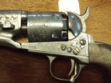 Colt 1861 navy 36 cal percussion Modern - 5 of 9
