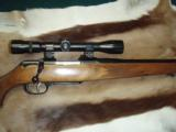 Tradewinds model k 607 22-250 bot action rifle - 3 of 9