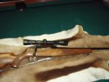 Tradewinds model k 607 22-250 bot action rifle - 1 of 9