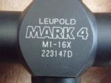 Leupold Mark 4 m1-16x - 2 of 7