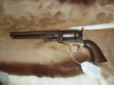 Colt 4th model 1851 36cal percussion navy revolver - 1 of 8