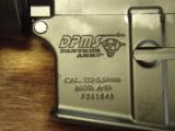 DPMS Panther A-15 223cal Assult rifle - 7 of 7