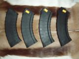 Bundle of FOUR TAPCO 30RD AK-47 7.62X39MM Magazines - 2 of 3