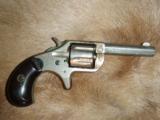 Colt New 22 and a Morgan Clapp Antique Pistols - 1 of 6