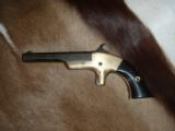Colt New 22 and a Morgan Clapp Antique Pistols - 3 of 6
