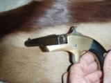 Colt New 22 and a Morgan Clapp Antique Pistols - 4 of 6