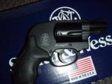 Smith&Wesson S&W model 438 Talo airweight 38 spl +P revolver - 2 of 7