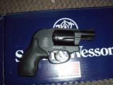 Smith&Wesson S&W model 438 Talo airweight 38 spl +P revolver - 3 of 7