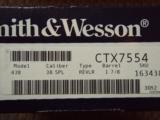 Smith&Wesson S&W model 438 Talo airweight 38 spl +P revolver - 7 of 7