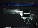 Smith and Wesson S&Wmodel 686 Talo357mag revolver. - 3 of 6