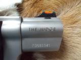 TaurusThe Judge Public Defender 45lc/410ga revolver - 3 of 5