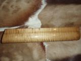 Remington 1100 or 1187 maple forearm non-checkered - 2 of 6