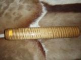 Remington 1100 or 1187 maple forearm non-checkered - 1 of 6