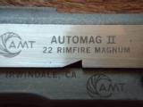 AMT Auto-mag 22mag pistol - 4 of 6